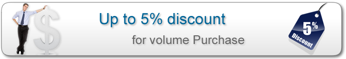 Drilling Products Supply - Up to 5% discount for volume Purchase