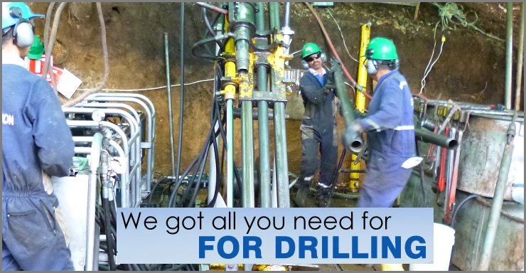 Drilling Products Supply - We got all you need for Drilling